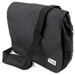 FENDER MESSENGER BAG BLACK