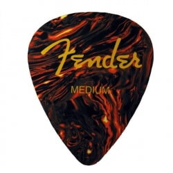 FENDER MOUSE PAD MEDIUM PICK podkładka pod mysz