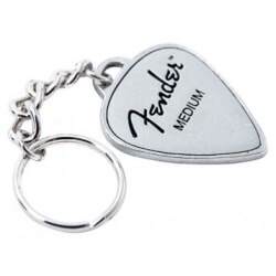 FENDER KEY CHAIN MEDIUM PICK