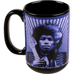 FENDER MUG HENDRIX KISS SKY PURPLE kubek
