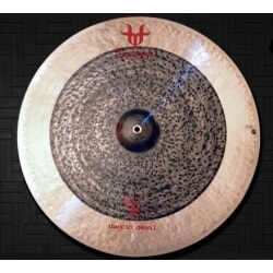 T-CYMBALS DANCING DEVIL RIDE 20""