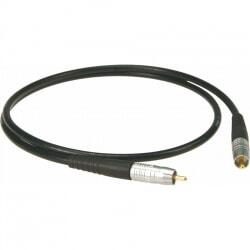 KLOTZ SPDIX5.0SW kabel RCA 5 m