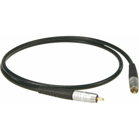 KLOTZ SPDIX1.0SW kabel RCA 1 m