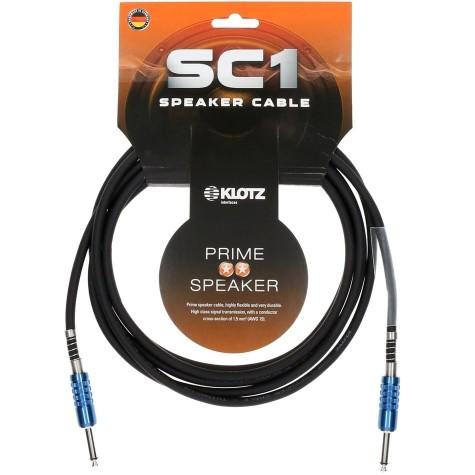 KLOTZ SC1PP03SW  kabel głośnikowy 3 m