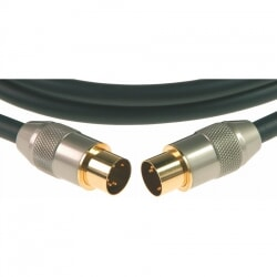 KLOTZ MIDM-060 kabel MIDI 6 m