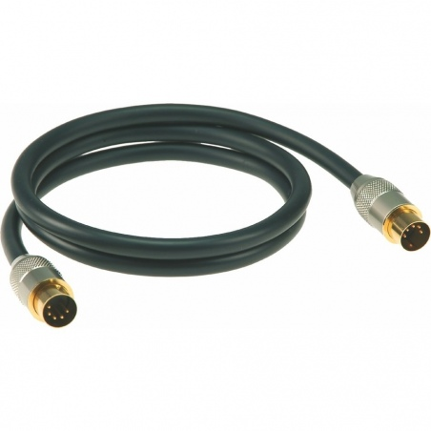 KLOTZ MIDM-030 kabel MIDI 3 m