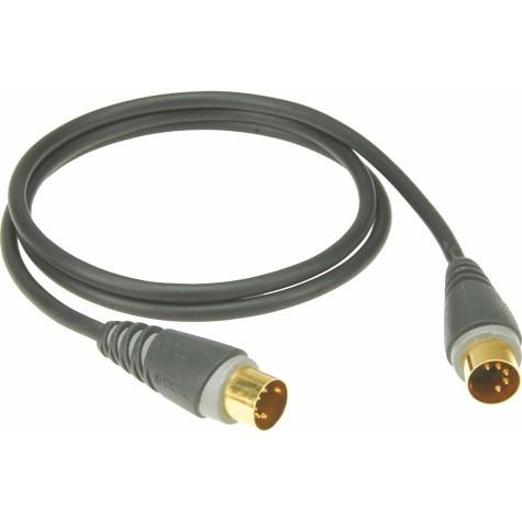 KLOTZ MID-060 kabel MIDI 6 m