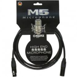 KLOTZ M5FM03 kabel mikrofonowy 3 m