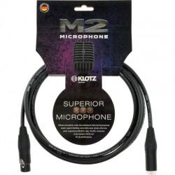 KLOTZ M2FM1-0300 kabel mikrofonowy 3 m