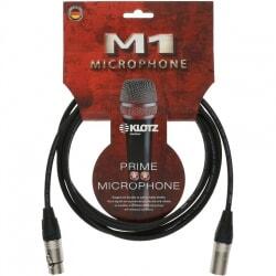 KLOTZ M1FM1N1500 kabel mikrofonowy XLR/Jack 15 m