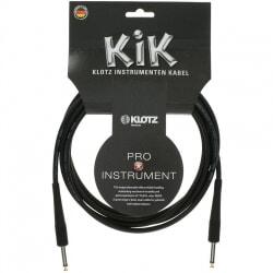 KLOTZ KIKG4.5PP1 kabel instrumetalny 4,5 m