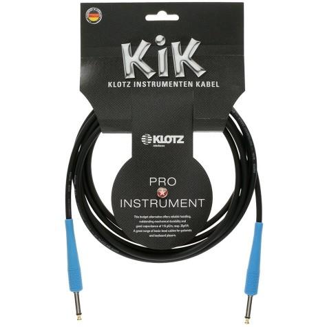KLOTZ KIKC4.5PP2 kabel instrumetalny 4,5 m
