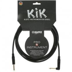 KLOTZ KIKA045PR3 czerwony kabel instrumentalny 4,5 m