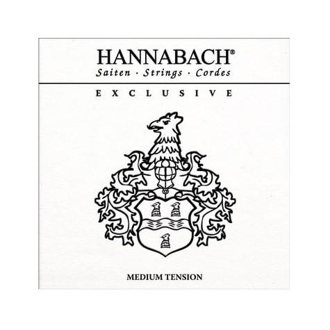 HANNABACH EXC. SATZ M 652.737