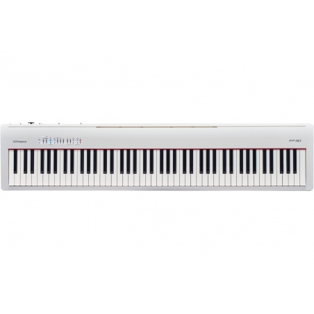 ROLAND FP-30 WH - PIANINO CYFROWE
