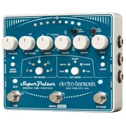 ELECTRO HARMONIX SUPER PULSAR W/TAP