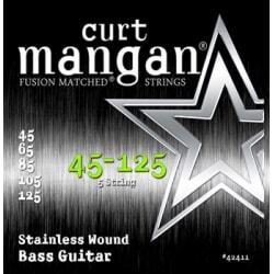 CURT MANGAN 45-125 Stainless Bass 5-String