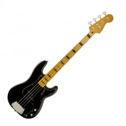 FENDER SQUIER CLASIC VIBE 70S PRECISION BASS MN BLK