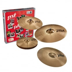 PAISTE PST5 U-SET +18 CRASH