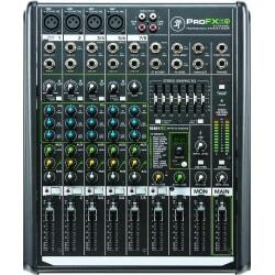 MACKIE PROFX 8 V2 8-kanałowy mikser dźwięku z efektami