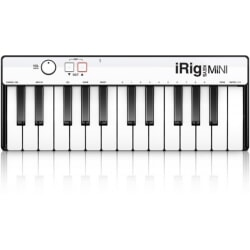 IK IRIG KEYS MINI kontroler MIDI iPhone iPad