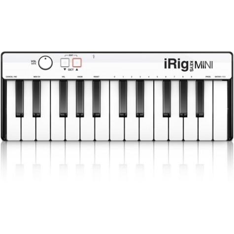 IK IRIG KEYS MINI kontroler MIDI iPhone iPad