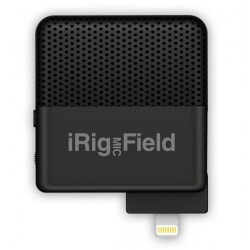 IK IRIG MIC FIELD mikrofon cyfrowy iPhone iPad