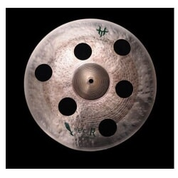 T-CYMBALS J-X NEFER CRASH 17""