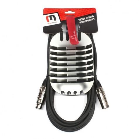 REDS MUSIC STUDIO  MC 21 30 kabel mikrofonowy 3 m