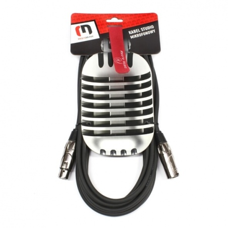 REDS MUSIC STUDIO MC 21 90 kabel mikrofonowy 9 m