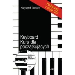 ABSO KEYBOARD KURS DLA POCZ. PODR. + CD