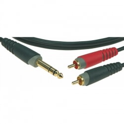 KLOTZ AY3-0100 kabel audio 1 m