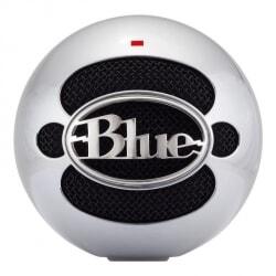 BLUE SNOWBALL BA ALUMINIUM MAT