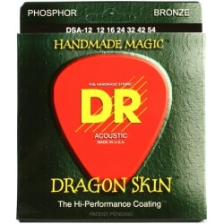 DR DSA-11 DRAGON SKIN PHOSPHOR BRONZE