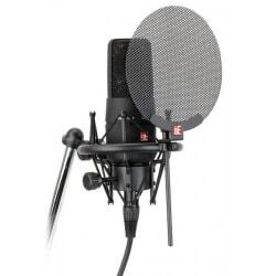 SE ELECTRONICS X1 VOCAL PACK mikrofon pojemnościowy z zestawem akcesoriów