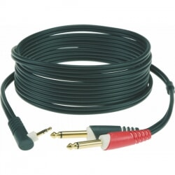 KLOTZ AY5A0100 kabel audio 1 m
