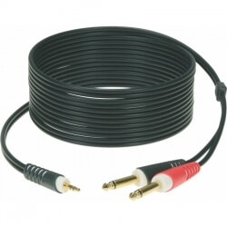 KLOTZ AY5-0100 kabel audio 1 m