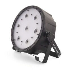 FLASH LED AURA64 7X10W RGBW 4W1 F7100307