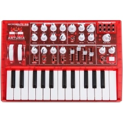 ARTURIA MICROBRUTE RED (edycja limitowana ) syntezator analogowy