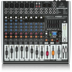 BEHRINGER X1222USB mikser analogowy