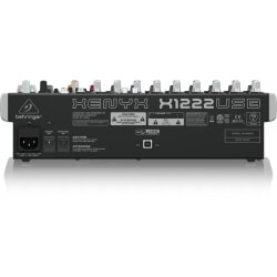 BEHRINGER X1222USB mikser analogowy