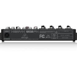 BEHRINGER XENYX 1202 FX mikser z procesorem efektów