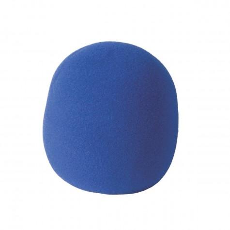 ON STAGE ASW58 niebieska gąbka na mikrofon