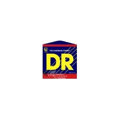 struny do gitary elektrycznej DR Pure Blues PHR-9