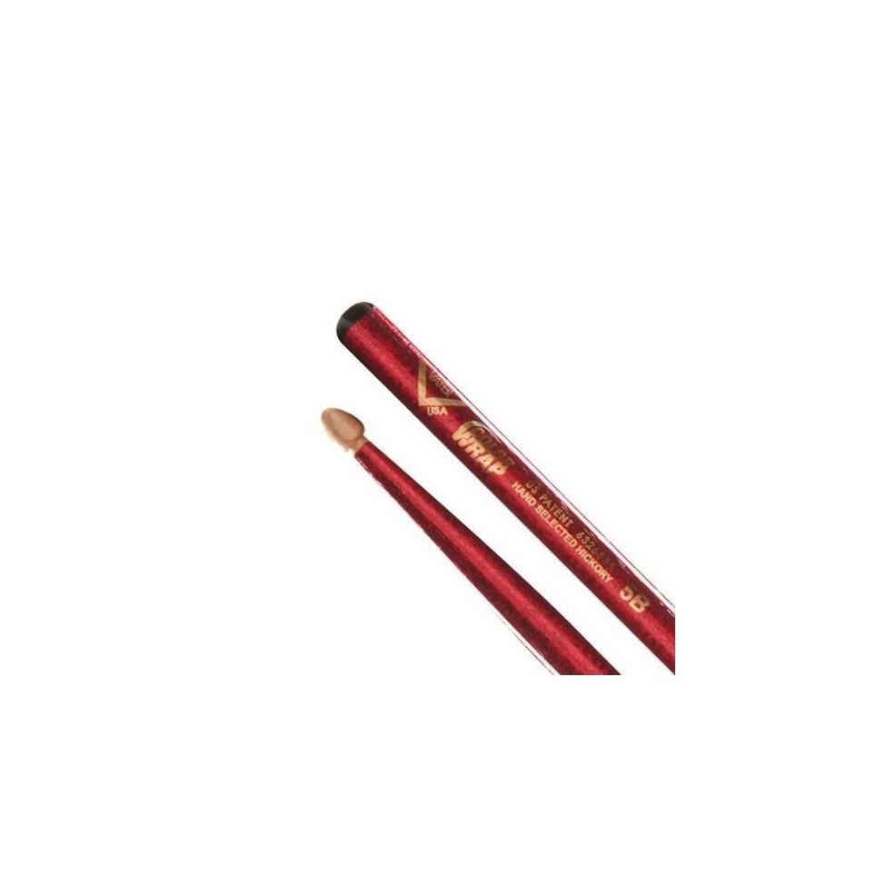 VATER COLOR WRAP 5B RED SPARKLE