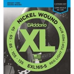 D'ADDARIO EXL165-5