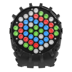FLASH LED PAR 64 48x3W RGBW