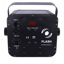 FLASH LED SIX HOLE LIGHT