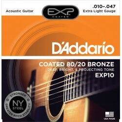 D'ADDARIO EXP10 NY