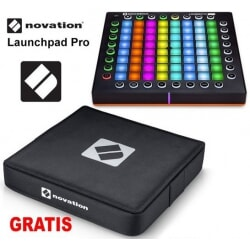 NOVATION LAUNCHPAD PRO + HARD CASE